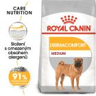 Royal Canin CCN Health Nutrition Dermacomfort Medium