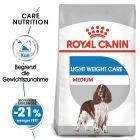 Royal Canin CCN Light Weight Care Medium