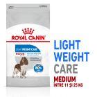 Royal Canin CCN Light Weight Care Medium Hrană uscată