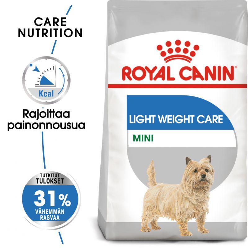 Royal Canin CCN Light Weight Care Mini