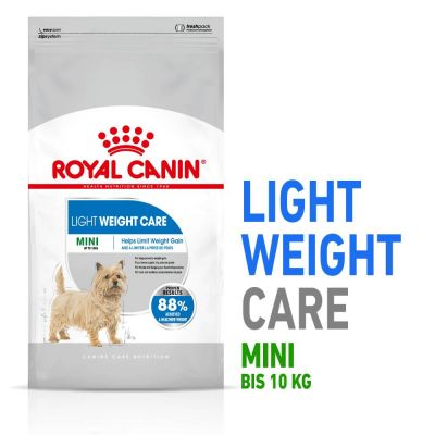 Royal Canin CCN Light Weight Care Mini Hrană uscată