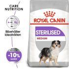 Royal Canin CCN Medium Adult Sterilised