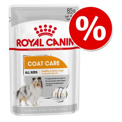 Royal Canin CCN Relax / Coat Care, 12 x 85 g w super cenie!