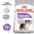 Royal Canin CCN Sterilised Medium Hrană uscată