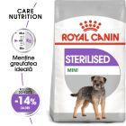 Royal Canin CCN Sterilised Mini Hrană uscată