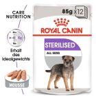 Royal Canin CCN Sterilised Wet
