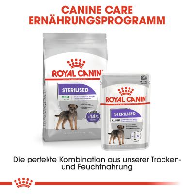 Royal Canin CCN Sterilised Wet