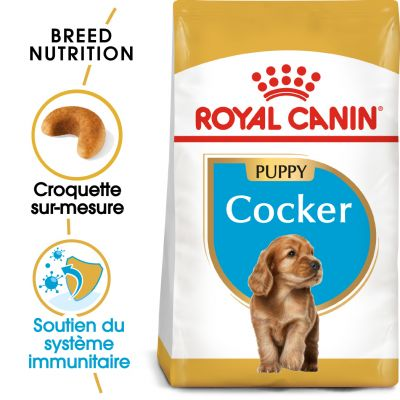 Royal Canin Cocker Puppy pour chiot