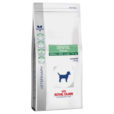 Royal Canin Dental Special Small Dog DSD 25 Veterinary Diet pienso