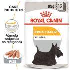 Royal Canin Dermacomfort comida húmida para cães