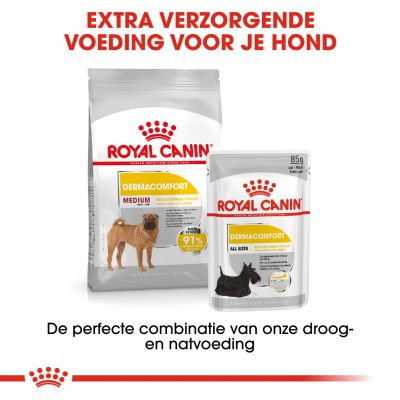 Royal Canin Dermacomfort Medium Hondenvoer