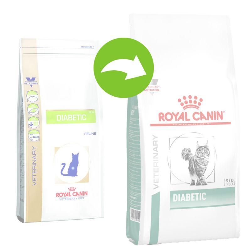 Royal Canin Diabetic DS 46 - Veterinary Diet Cat