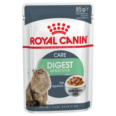 Royal Canin Digest Sensitive en salsa