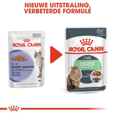 Royal Canin Digest Sensitive in Saus