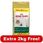 Royal Canin Feline Breed 10kg + 2kg Free!