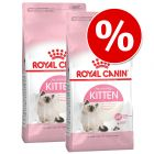 Royal Canin Feline Health Kitten Dry Cat Food Economy Packs