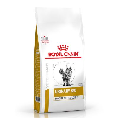 Royal Canin Feline Urinary S/O Moderate Calorie Veterinary Diet