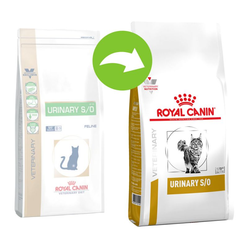 Royal Canin Feline Urinary S/O - Veterinary Diet