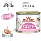 Royal Canin First Age Mother & Babycat Hrană umedă