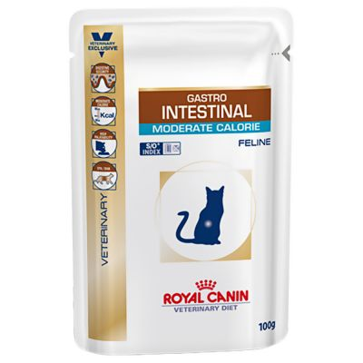 Royal Canin Gastro Intestinal Moderate Calorie S/O