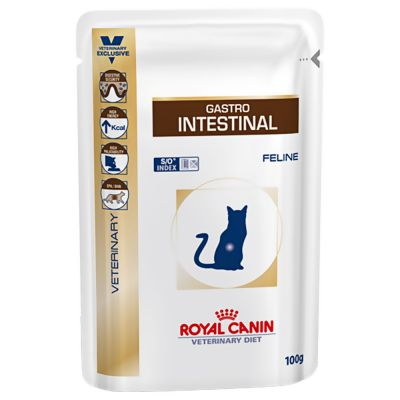Royal Canin Gastro Intestinal - Veterinary Diet Hrană umedă
