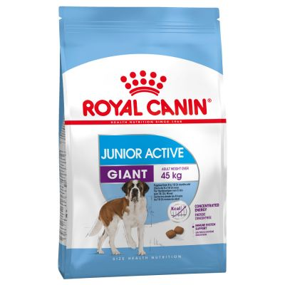 Royal Canin Giant Junior Active pour chiot