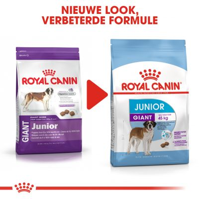Royal Canin Giant Junior Hondenvoer