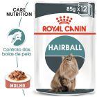 Royal Canin Hairball Care em molho