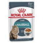 Royal Canin Hairball Care en sauce