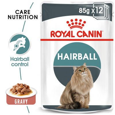 Royal Canin Hairball Care szószban nedvestáp