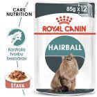 Royal Canin Hairball Care v omáčke