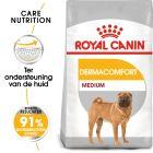 Royal Canin Health Nutrition Dermacomfort Medium Hondenvoer