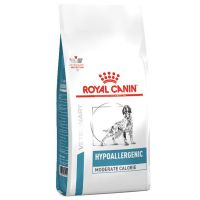 Royal Canin Hypoallergenic Moderate Calorie Veterinary Diet pienso