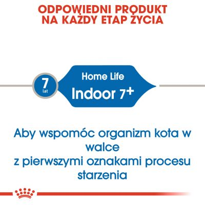 Royal Canin Indoor 7+