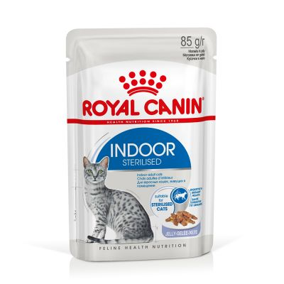 Royal Canin Indoor Sterilised en gelée