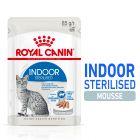 Royal Canin Indoor Sterilised en mousse