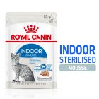 Royal Canin Indoor Sterilised en mousse pour chat