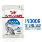 Royal Canin Indoor Sterilised en mousse pour chat