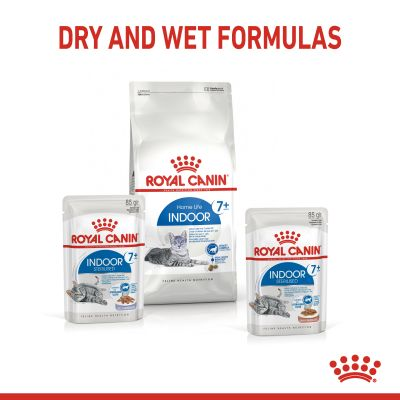 Royal Canin Indoor Sterilised 7+ in Gravy