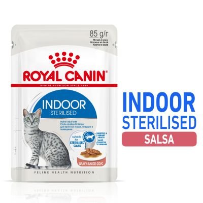 Royal Canin Indoor Sterilised in Salsa