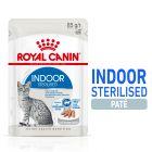 Royal Canin Indoor Sterilised Paté Kattenvoer