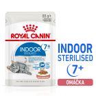 Royal Canin Indoor Sterilised 7+ v omáčke
