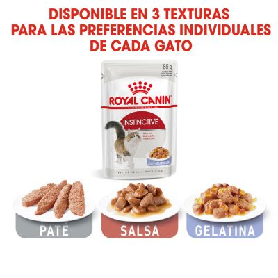 Royal Canin Instinctive en gelatina