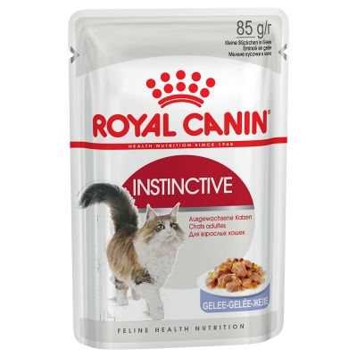 Royal Canin Instinctive en gelée pour chat