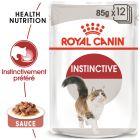 Royal Canin Instinctive en sauce