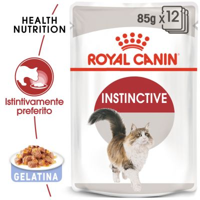 Royal Canin Instinctive in Gelatina