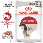 Royal Canin Instinctive Loaf en mousse