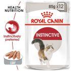 Royal Canin Instinctive Mousse Hrană umedă