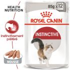 Royal Canin Instinctive Mousse pour chat