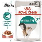Royal Canin Instinctive +7 în sos Hrană umedă